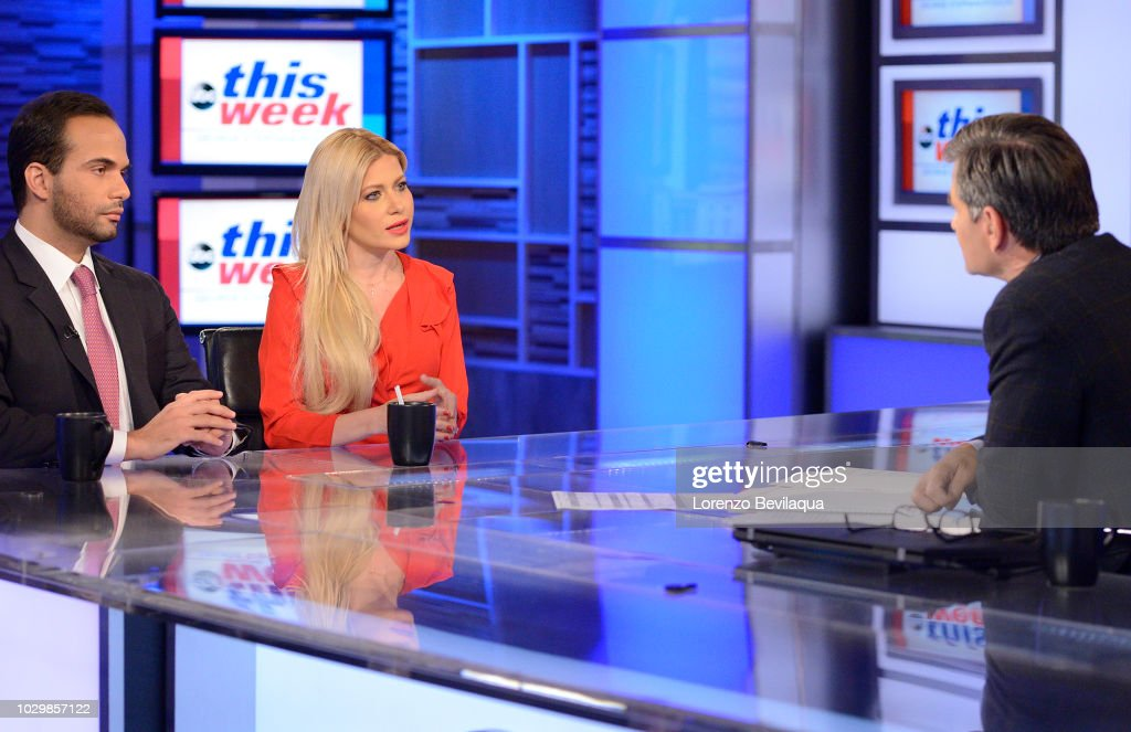 """ABC's """"This Week with George Stephanopoulos"""" - 2018 : News Photo"""