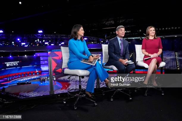 ABC NEWS 9/12/19 Chief Anchor George Stephanopoulos World News Tonight Anchor and Managing Editor David Muir ABC News Correspondent Linsey Davis and...