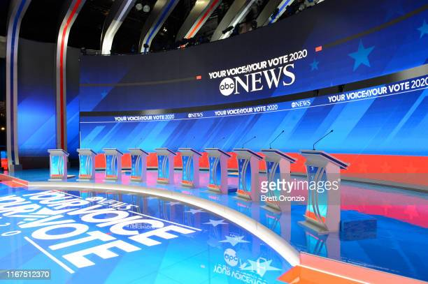 ABC NEWS 9/1/19 Chief Anchor George Stephanopoulos World News Tonight Anchor and Managing Editor David Muir ABC News Correspondent Linsey Davis and...