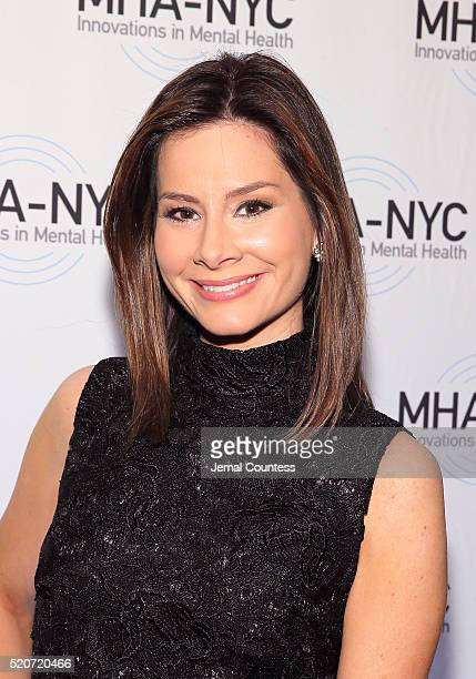 Chief Business and Economics Correspondent at ABC News and a finalist on Season 4 of The Apprentice Rebecca Jarvis attends 2016 Many Faces Of Mental...
