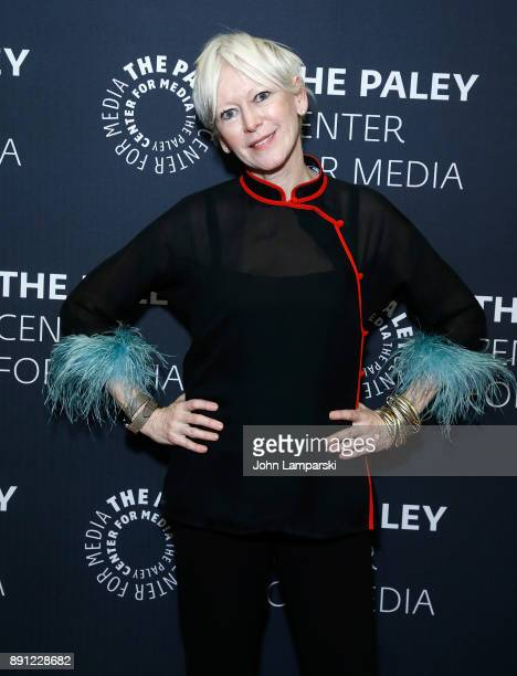 Chief content officer at Hearst Magazines Joanna Coles attends The Paley Center for Media Presents Behind The Seams Fashion and TV at The Paley...