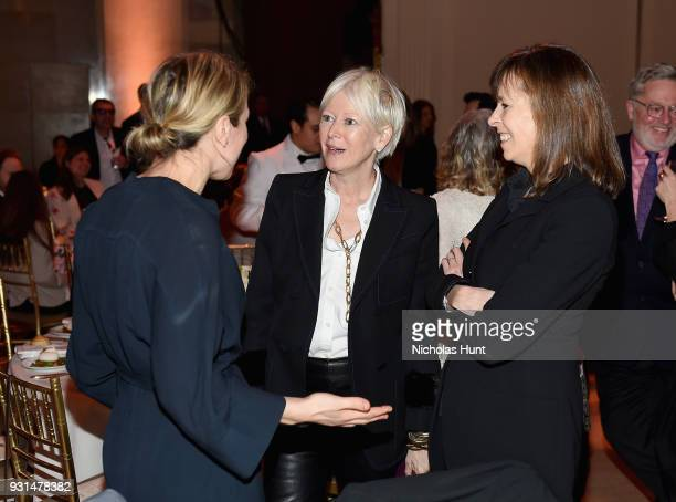 Chief Content Officer for Hearst Magazines Joanna Coles attend the Ellie Awards 2018 on March 13 2018 in New York City