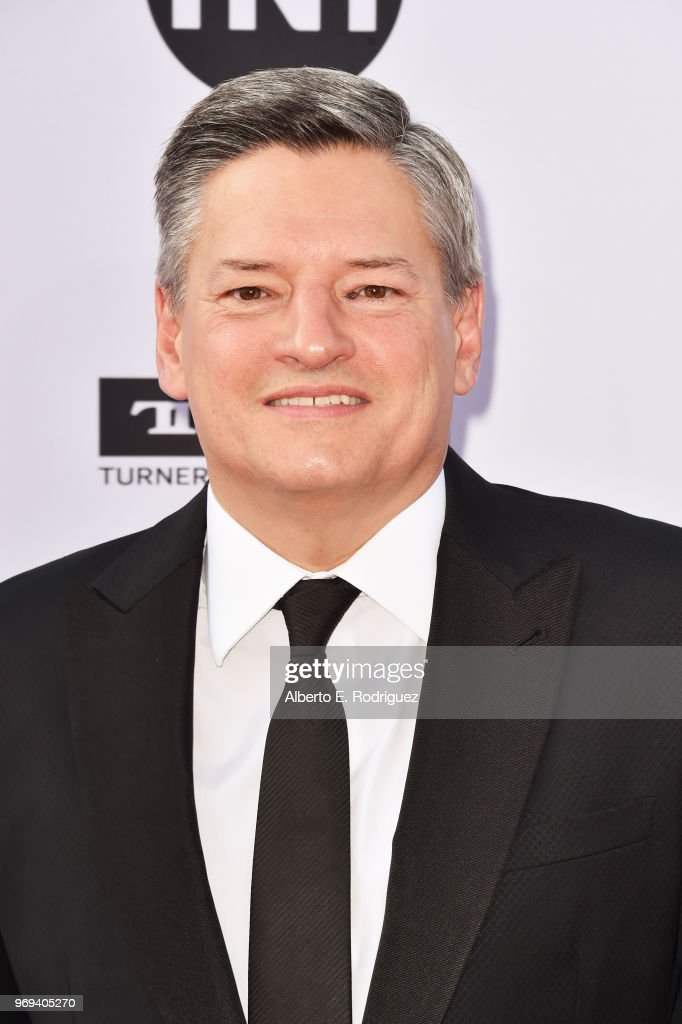 Chief Content Officer for Netflix Ted Sarandos attends American Film Institute's 46th Life Achievement Award Gala Tribute to George Clooney at Dolby Theatre on June 7, 2018 in Hollywood, California. 390042