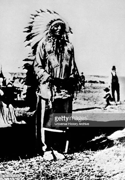 Chief Crazy Horse Oglala Sioux