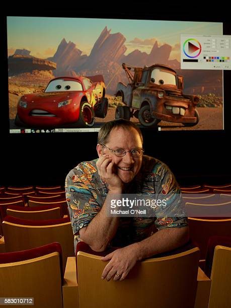 Chief Creative Officer of Pixar and Walt Disney Animation Studios and Principal Creative Advisor for Walt Disney Imagineering
