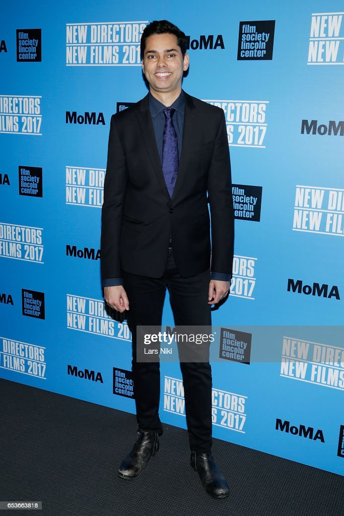 Chief Curator of Film at MOMA, Rajendra Roy attends the New Directors/New Films 2017 Opening Night of PATTI CAKE$ presented by MoMA & Film Society of Lincoln Center at MOMA on March 15, 2017 in New York City.