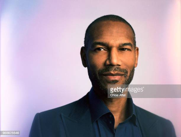 Chief Equality Officer ar Salesforce Tony Prophet is photographed for Fast Company Magazine on March 13 2017 in San Francisco California PUBLISHED...