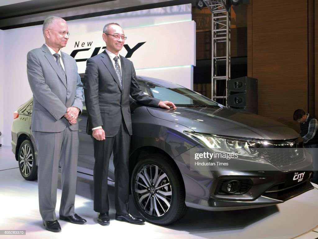 Launch Of Honda City 2017 Facelift