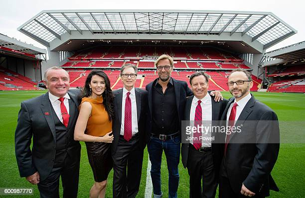 Chief Executive Ian Ayre Linda Pizzuti Henry Principal Owner John W Henry team manager Jurgen Klopp Club Chairman Tom Werner and President Mike...