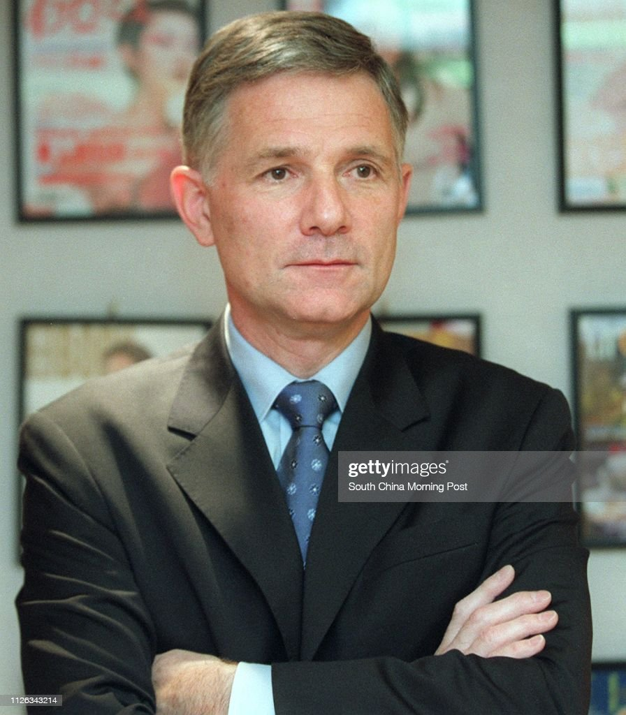 Chief Executive of Leefung-Asco Printers Holdings Ltd, Alain Baudant
