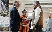 INDIA-AFGHANISTAN-POLITICS-DIPLOMACY