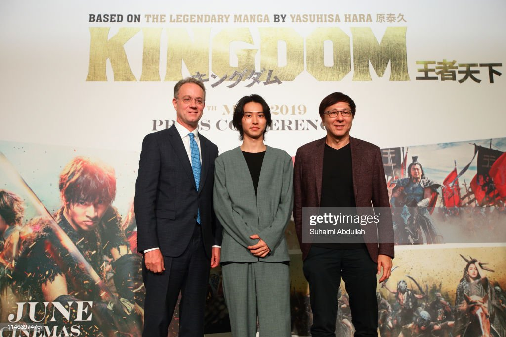 SGP: 'Kingdom' Singapore Premiere - Press Conference