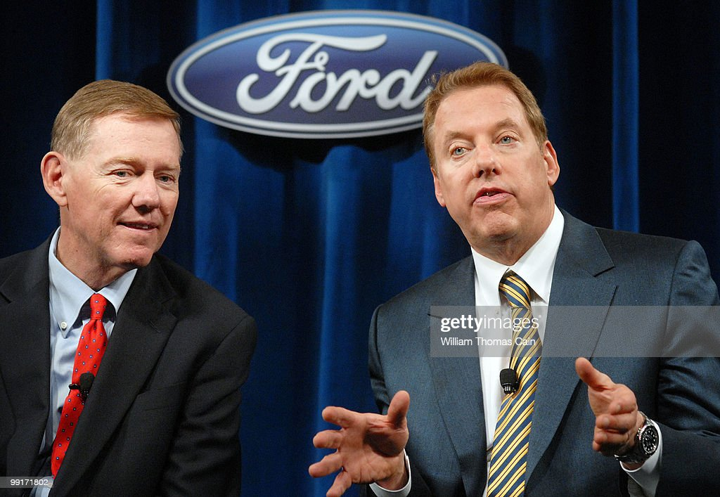 Ford Holds Annual Shareholder Meeting