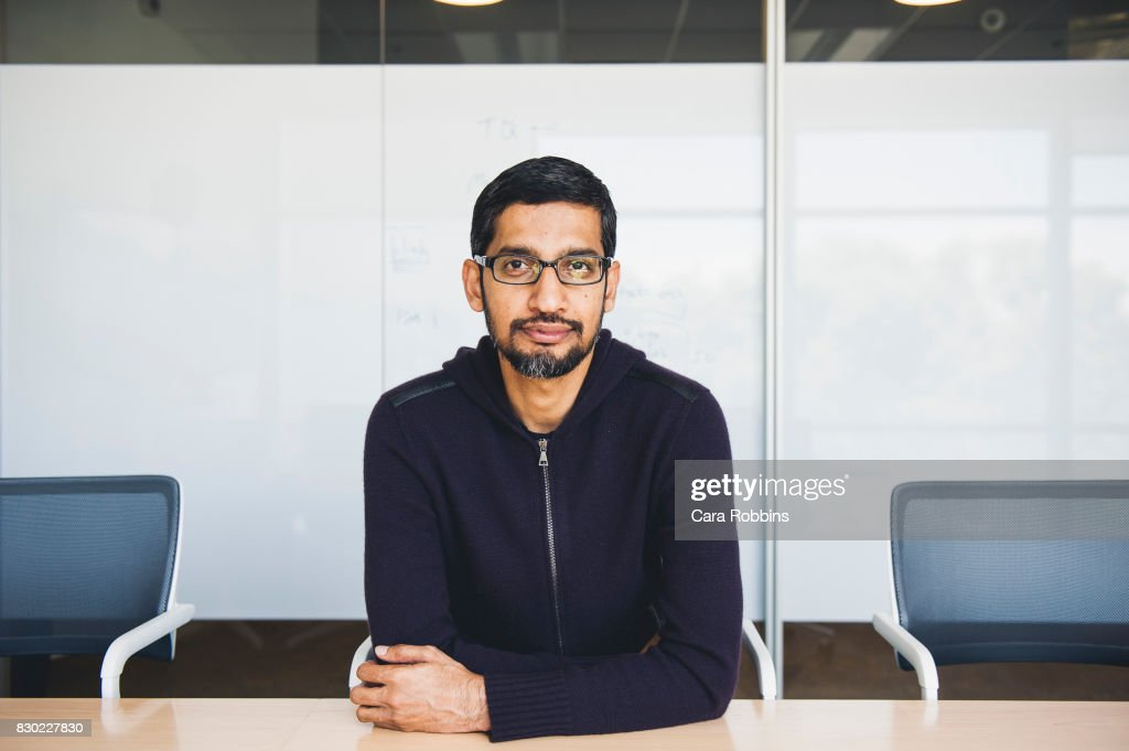 Sundar Pichai, Verge Magazine, May 29, 2015