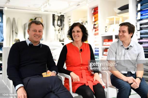 Chief Executive Officer of IKEA group Jesper Brodin Barbara Martin Coppola Ikea Chief Digital Officer and Brian Leonard TaskRabbit Chief technology...