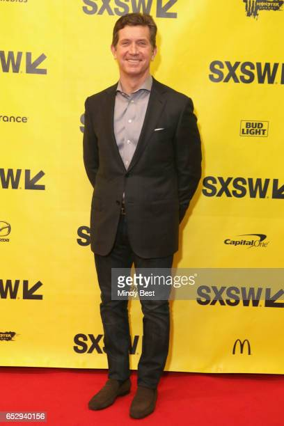 Chief Executive Officer of Johnson Johnson Alex Gorsky attends 'Collaborative Innovation in the Digital Health Age' during 2017 SXSW Conference and...