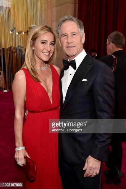 Chief Executive Officer of Lions Gate Entertainment Jon Feltheimer attends the 92nd Annual Academy Awards at Hollywood and Highland on February 09,...