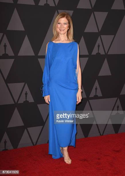 Chief Executive Officer of the Academy of Motion Picture Arts and Sciences Dawn Hudson attends the Academy of Motion Picture Arts and Sciences' 9th...