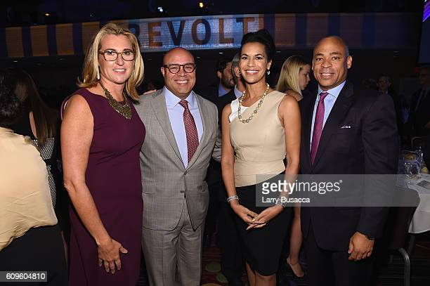 Chief Executive Officer of the AE Networks Nancy Dubuc President and CEO of National Cable Telecommunications Association Michael Powell Fredricka...