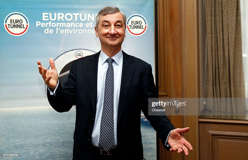 Eurotunnel Group Announces Financial Results For 2015