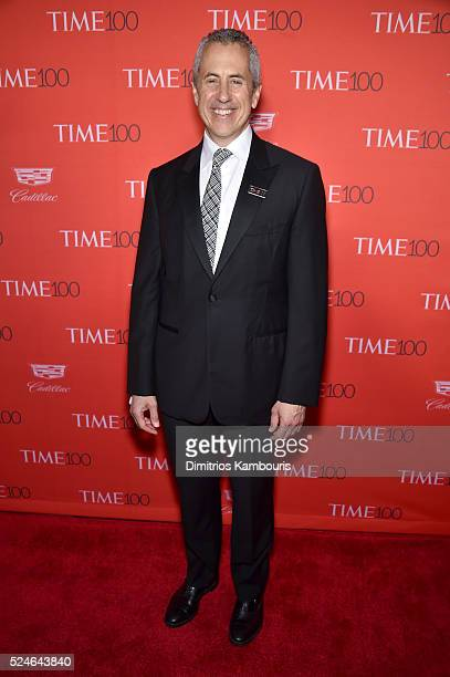 Chief executive officer Union Square Hospitality Group Danny Meyer attends 2016 Time 100 Gala Time's Most Influential People In The World red carpet...