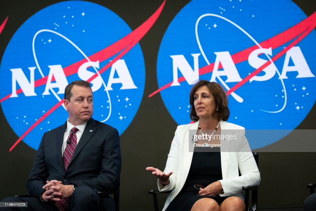 NASA Announces Plans To Expand Commercial Activities At International Space Station : News Photo