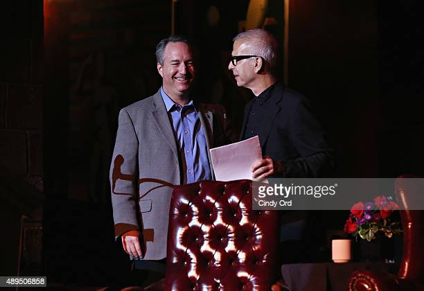 Chief Industry, Government & Member Relations Officer, The Recording Academy, Daryl P. Friedman and GRAMMY-winning Producer, Arranger, Recording...