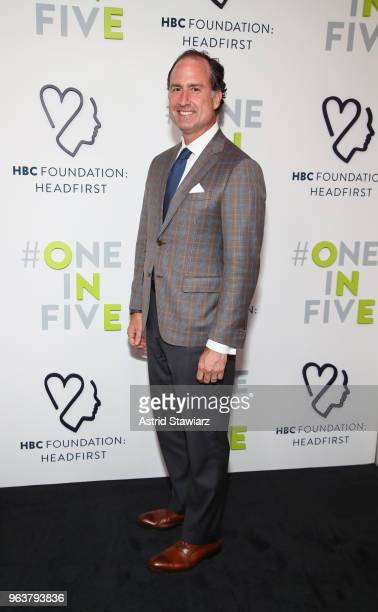 Chief Merchant OffPrice Division Tom Ott attends as Richard Baker Helena Foulkes host HBC Foundation HEADFIRST Fundraiser Celebration featuring a...