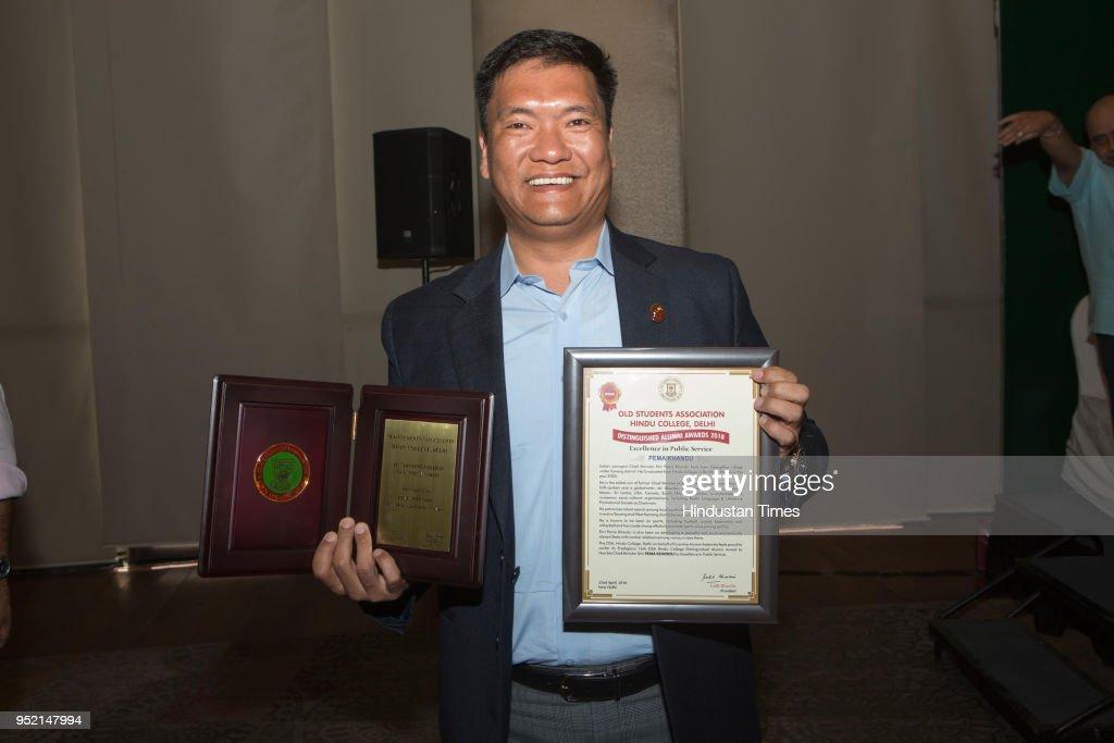 16th Distinguished OSA Hindu College Alumni Awards 2018 : News Photo