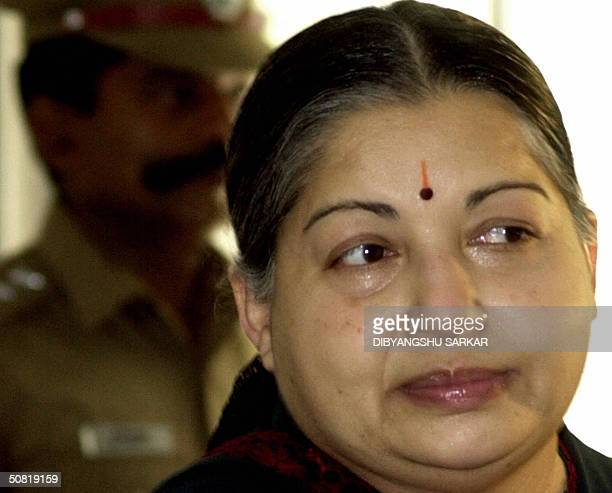 Chief Minister of the Indian State of Tamil Nadu and the Leader of the All India Anna Dravida Munnetra Kazhagam political party JJayalalithaa is...