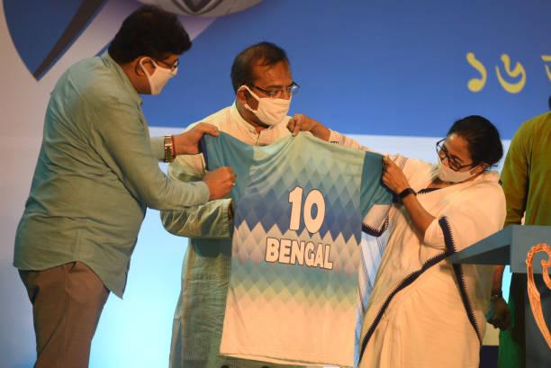IND: CM Mamta Banerjee Launches 'Khela Hobe' Programme In Bengal