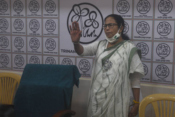 IND: West Bengal CM Mamata Banerjee Releases The List Of TMC Candidates For The Upcoming Assembly Election
