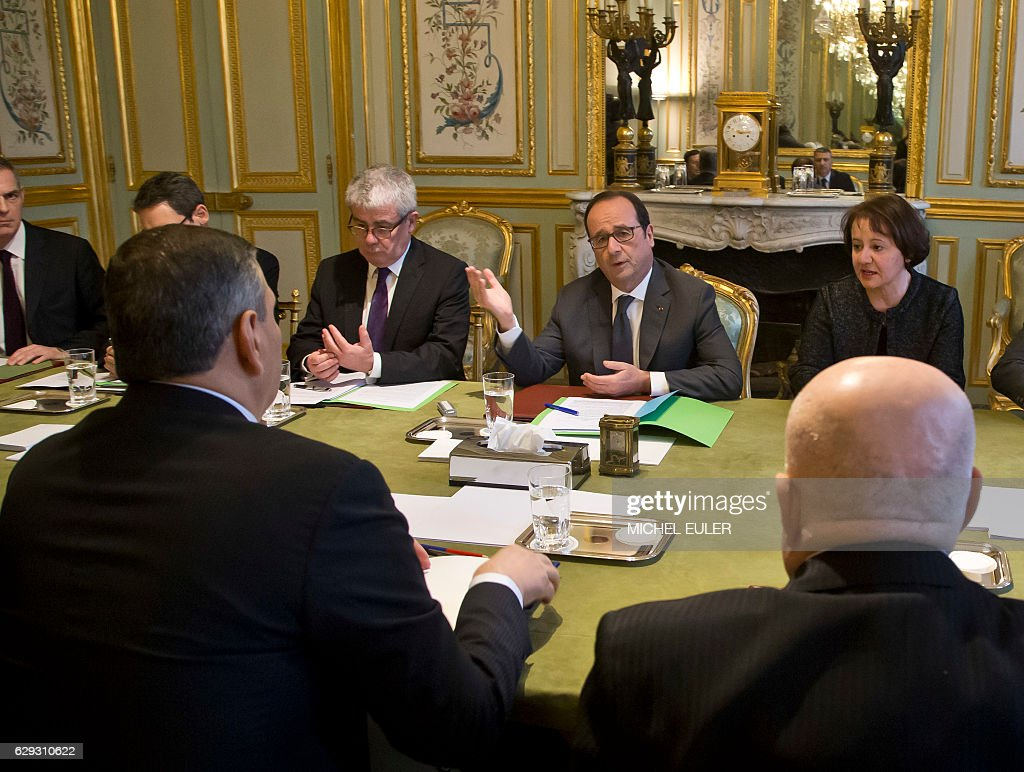 FRANCE-SYRIA-CONFLICT : News Photo