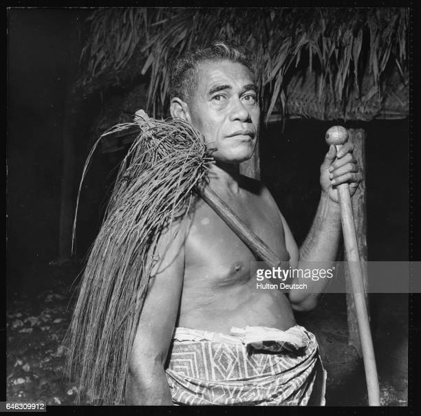 Chief of a village in Palauli district on the island of Savai'i