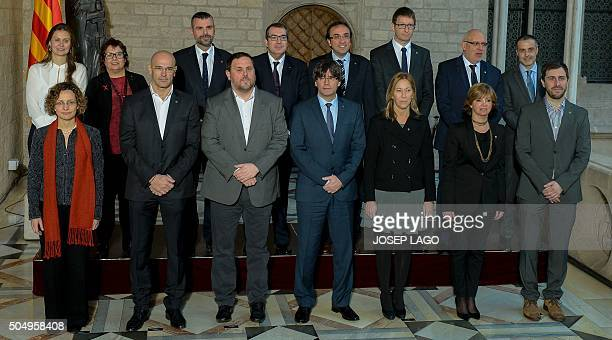 Chief of Agriculture Livestock Fisheries and Food Meritxell Serret chief of Social Affairs and Family Dolors Bassa chief of Culture Santi Vila chief...