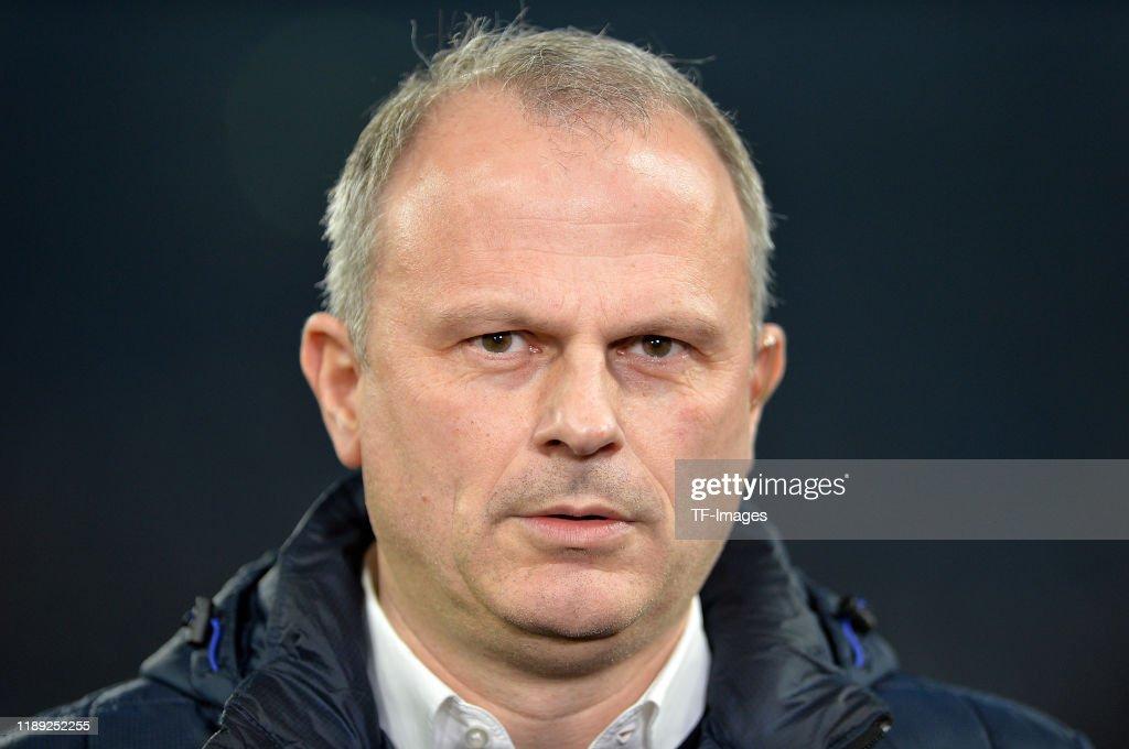 FC Schalke 04 v Eintracht Frankfurt - Bundesliga : Nachrichtenfoto