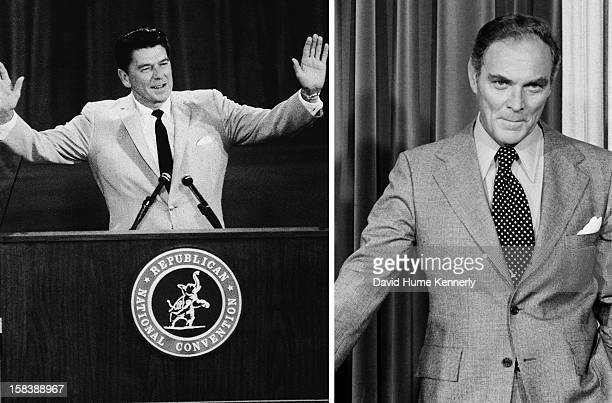 Chief of Staff of the White House Alexander Haig is pictured 1974 in Washington DC In 1981 Haig became President Ronald Reagan's Secretary of State...