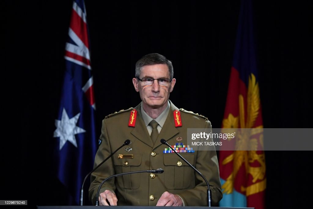AUSTRALIA-AFGHANISTAN-CONFLICT-JUSTICE-CRIME : News Photo