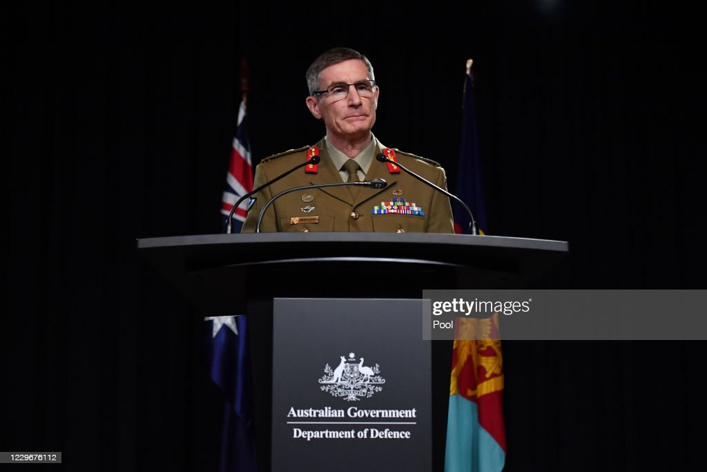 Australia Defence Force Responds To Findings Into Special Forces Inquiry Over Alleged War Crimes : News Photo