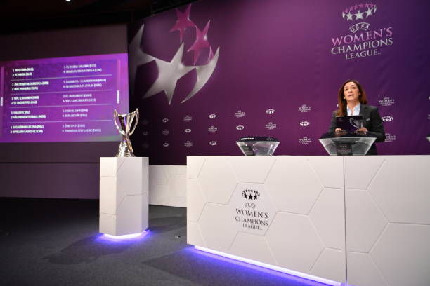 CHE: UEFA Women's Champions League 2020/21 Qualifying Round Draw