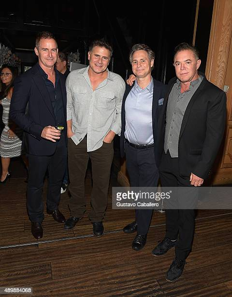 Chief Operating Officer at Seminole Gaming at Seminole Hard Rock Hotel Casino Hollywood Larry Mullin Owner of the Light Group Andrew Sasson Founder...