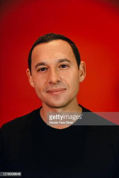 Chief Operating Officer of Shopify, Harley Finkelstein is photographed for Barron's Magazine on October 30, 2019 in New York City.