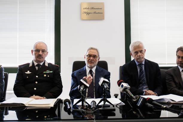 ITA: Cartagene Operation In Naples