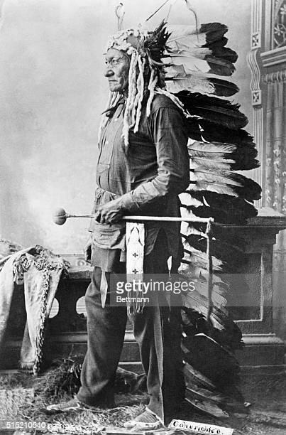 Chief Sitting Bull Undated photograph