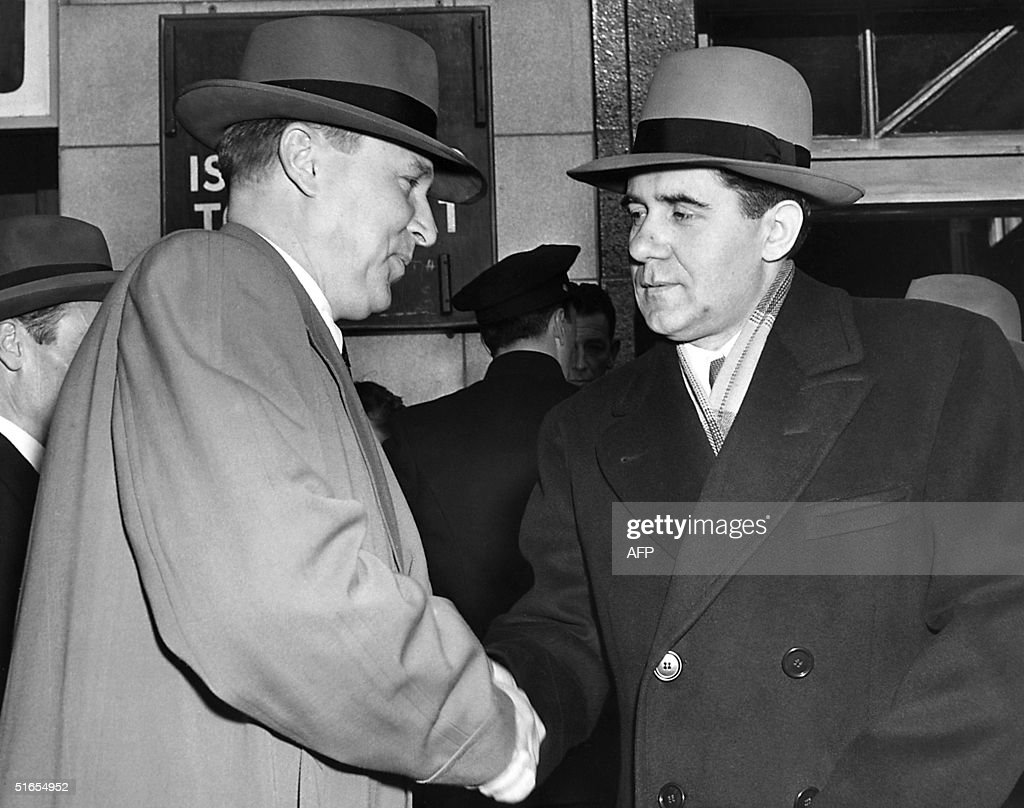 Chief Soviet delegate to the United Nations (UN) A : News Photo