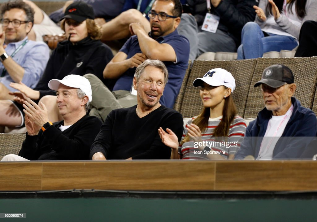 TENNIS: MAR 10 BNP Paribas Open : News Photo