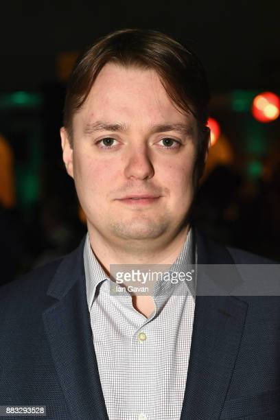 Chief Technology Officer at Kaspersky Lab Nikita Shvetsov attends a Christmas Dinner With Eugene Kaspersky on November 30 2017 in Amsterdam...