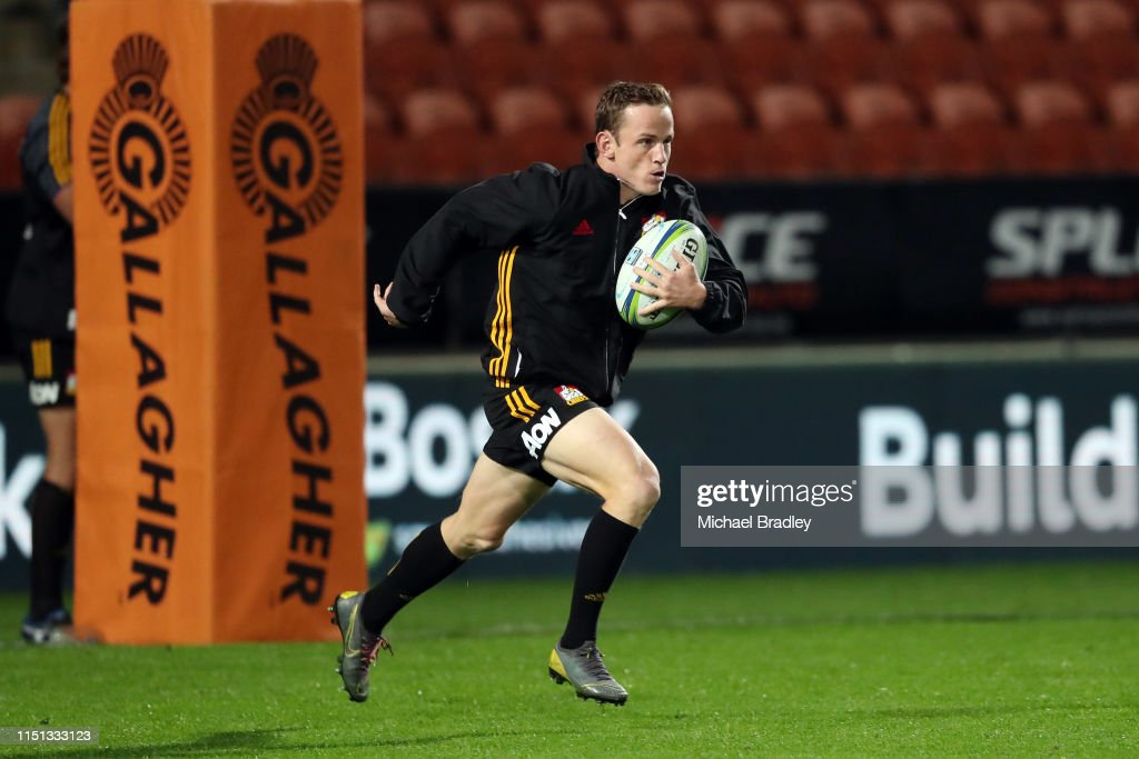 NZL: Super Rugby Rd 15 - Chiefs v Reds