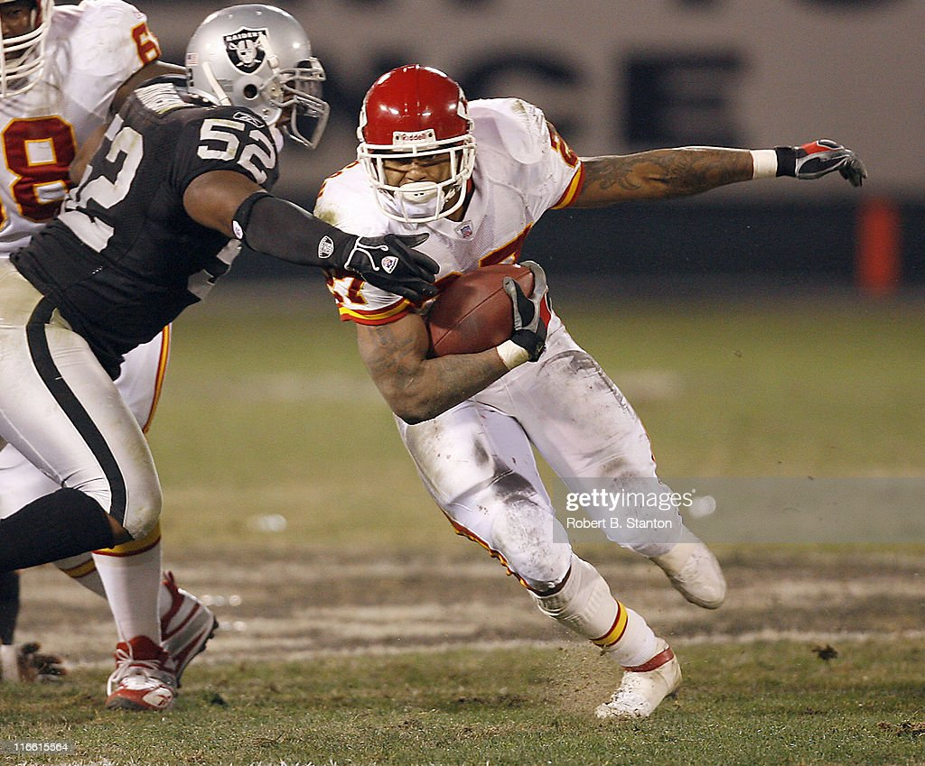 Kansas City Chiefs vs Oakland Raiders - December 23, 2006
