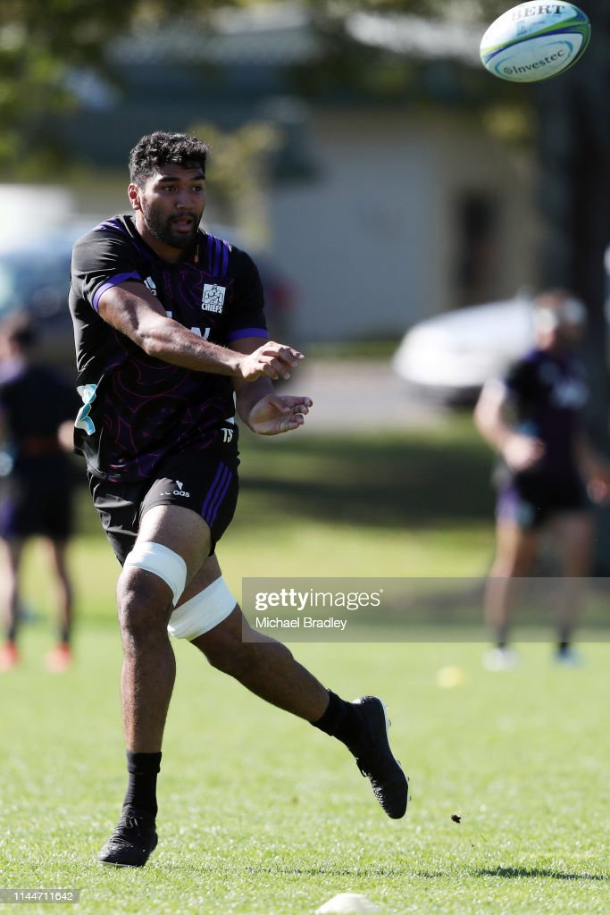 NZL: Chiefs Training Session
